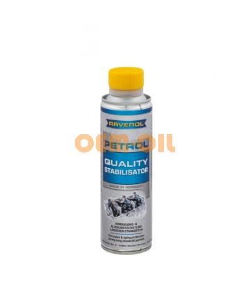Присадка-стабилизатор бензина RAVENOL Petrol Qualitiy Stabilisator (0,3л)