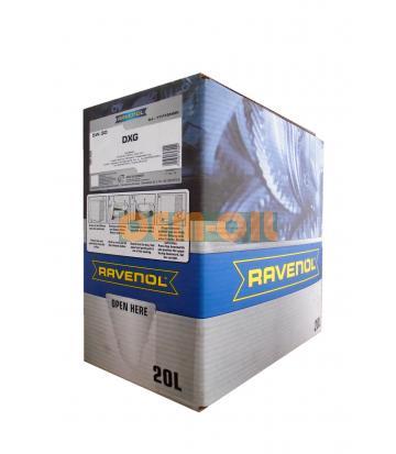 Моторное масло RAVENOL DXG SAE 5W-30 ( 20л) ecobox