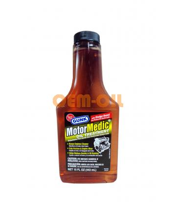 Присадка к маслу GUNK Motor Medic Oil Treatment (0,443л)
