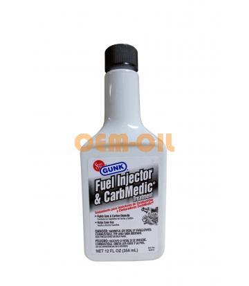 Очиститель карбюратора ( присадка в бензин) GUNK Fuel Injector & Carburator Cleaner (0,354л)
