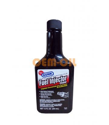 Присадка для очистки топл.системы-бензин GUNK Super concentrated Fuel Injector Cleaner (0,354л)