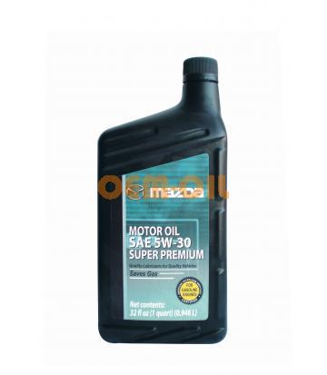 Моторное масло MAZDA Super Premium SAE 5W-30 (0,946л)