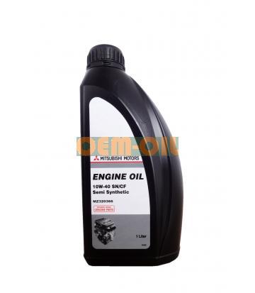 Моторное масло MITSUBISHI Engine Oil Semi-Syntheic SN/CF SAE 10W-40 (1л)