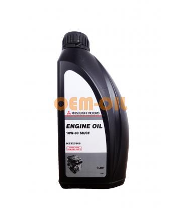 Моторное масло MITSUBISHI Engine Oil SN/CF SAE 10W-30 (1л)