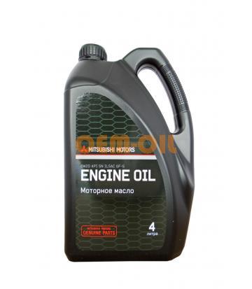 Моторное масло MITSUBISHI SAE 0W-20 (4л)