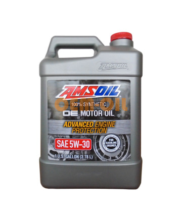 Моторное масло AMSOIL OE Synthetic Motor Oil SAE 5W-30 (3,784л)