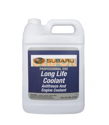 Антифриз концентрированный, зеленый SUBARU Long Life Coolant (3,780л)