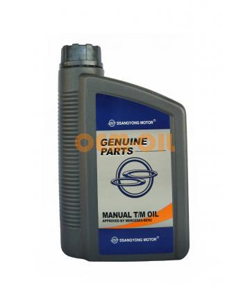 Трансмиссионное масло SSANGYONG Manual T/M Oil (1л)