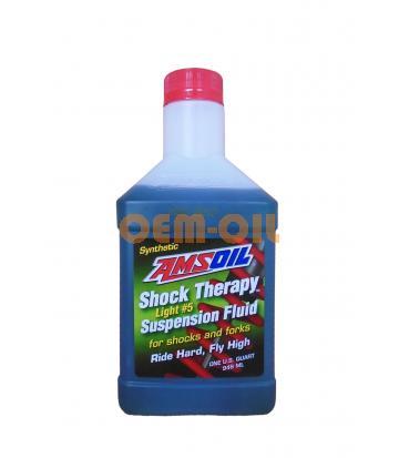 Гидравлическая жидкость AMSOIL Shock Therapy Suspension Fluid #5 Light (0,946л)*