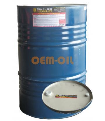 Антифриз готовый к прим. оранжевый PRIDE XL-50 Antifreeze & Coolant 50/50 Premix (208л)