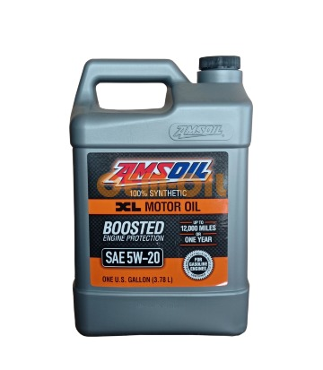 Моторное масло AMSOIL XL Extended Life Synthetic Motor Oil SAE 5W-20 (3,784л)